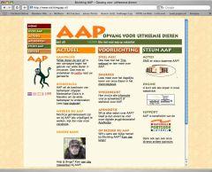 Stichting AAP opvang voor uitheemse dieren